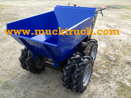 Max Truck From Muck Truck Canada