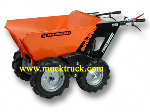 Home muck truck canada proffessional landscape for Motorized wheelbarrows for sale